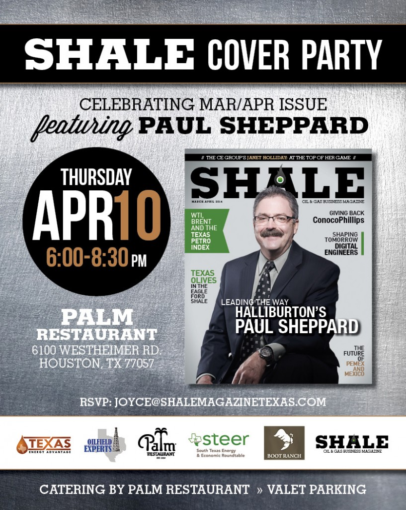Shale Magazine Houston