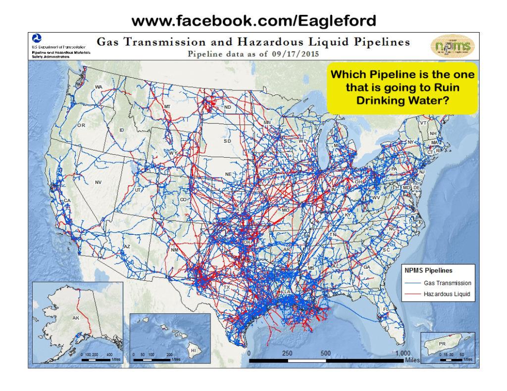 US Pipelines