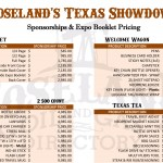 eagle ford show sponsors